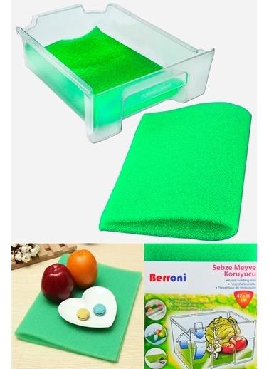Practika Buzdolabı İçi Meyve Sebze Koruyucu Mat Renkli